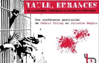 [Invit] Lyon, 20/01 :Taule'errance - conférence gesticulée 83553710
