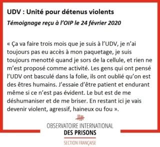 [Partenariat-OIP] Breves de prisons : la réalité. - Page 8 87231011