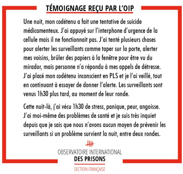 [Partenariat-OIP] Breves de prisons : la réalité. - Page 8 Oip_su10