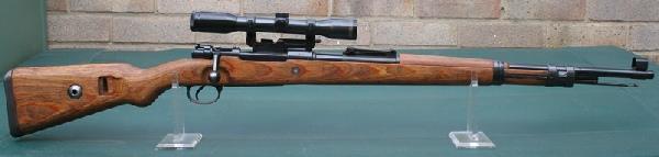 armes que vous ne pouvez pas avoir  K98sni10