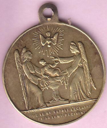 médaille Napoléon Eugéne Louis Img_0011