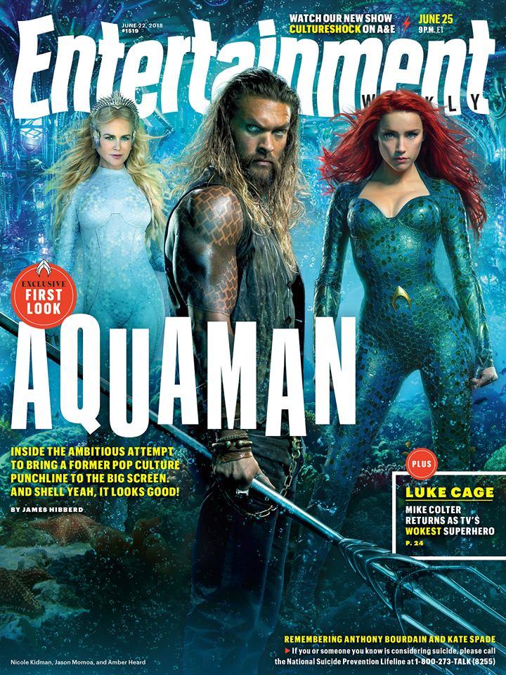 Aquaman de James Wan (2018) Avec Jason Momoa  - Page 9 35264910