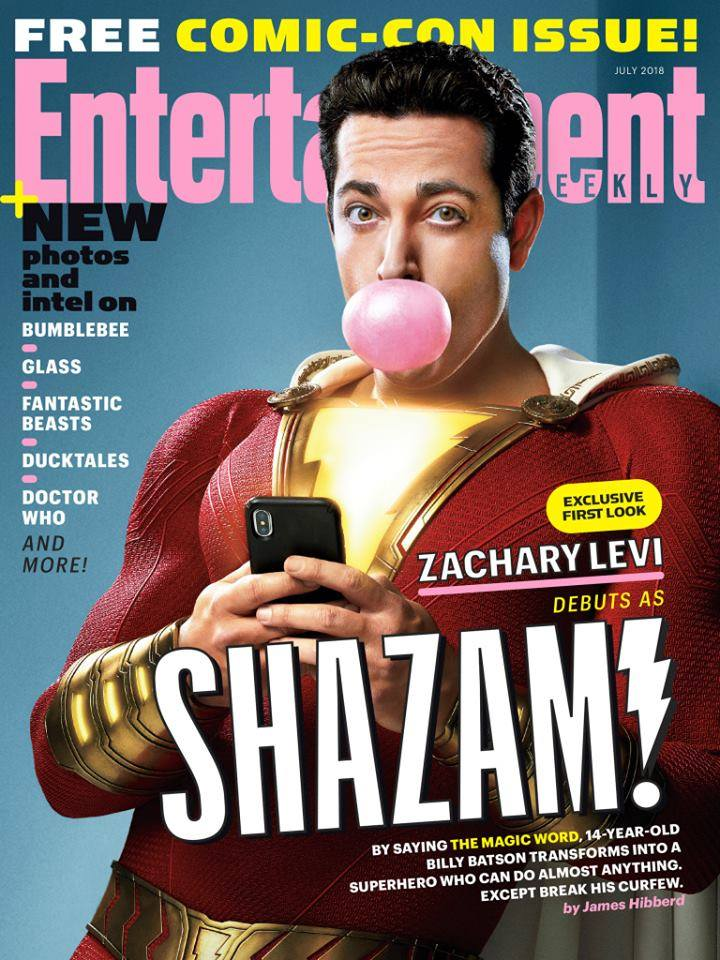 Shazam ( Dc comics) avec Dwayne Johnson (2019) - Page 10 37308810