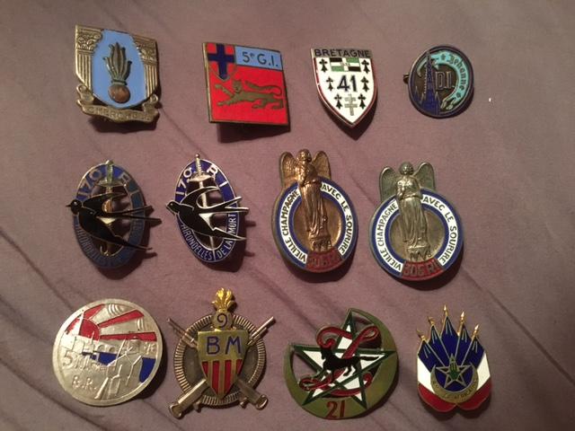 Quelques insignes (Flo45) Inf10