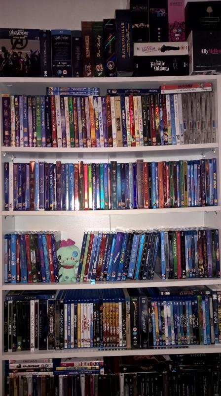 [Photos] Postez les photos de votre collection de DVD et Blu-ray Disney ! - Page 6 Wp_20122