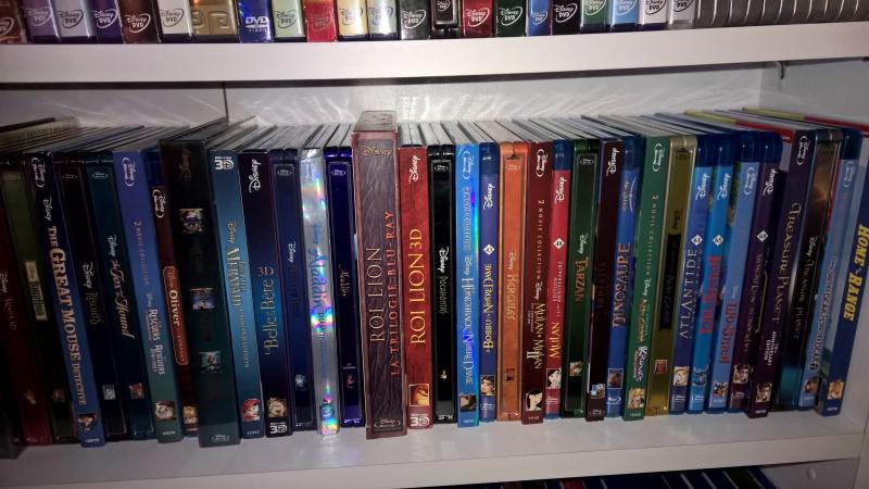 [Photos] Postez les photos de votre collection de DVD et Blu-ray Disney ! - Page 6 Wp_20128