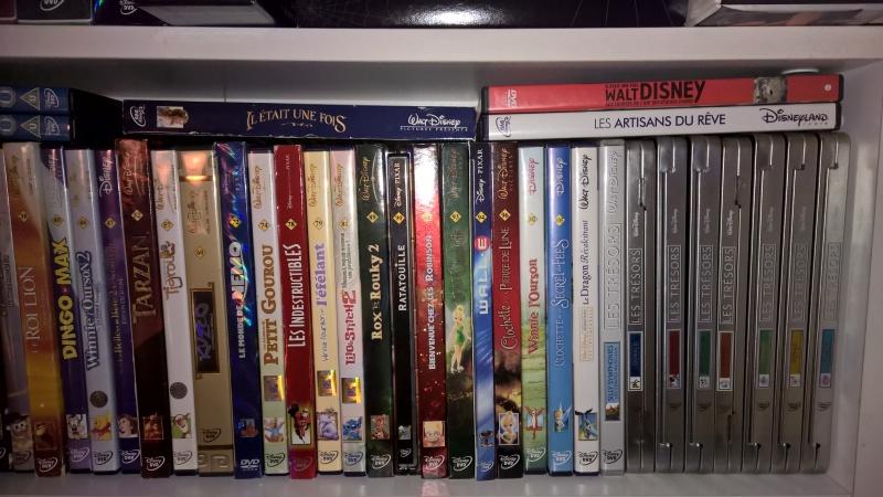 [Photos] Postez les photos de votre collection de DVD et Blu-ray Disney ! - Page 6 Wp_20129