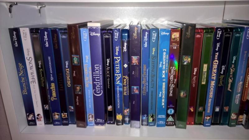 [Photos] Postez les photos de votre collection de DVD et Blu-ray Disney ! - Page 6 Wp_20130