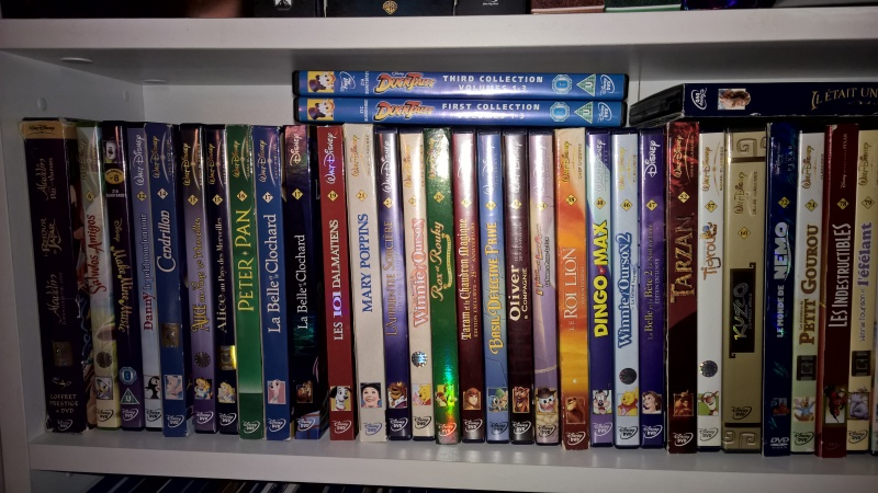 [Photos] Postez les photos de votre collection de DVD et Blu-ray Disney ! - Page 6 Wp_20132