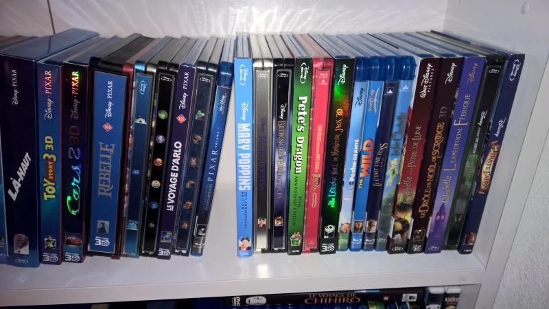 [Photos] Postez les photos de votre collection de DVD et Blu-ray Disney ! - Page 6 Wp_20133