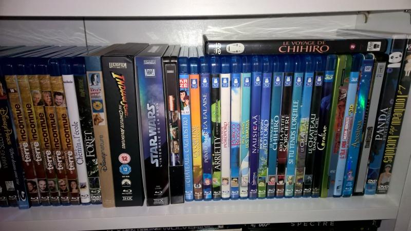 [Photos] Postez les photos de votre collection de DVD et Blu-ray Disney ! - Page 6 Wp_20134