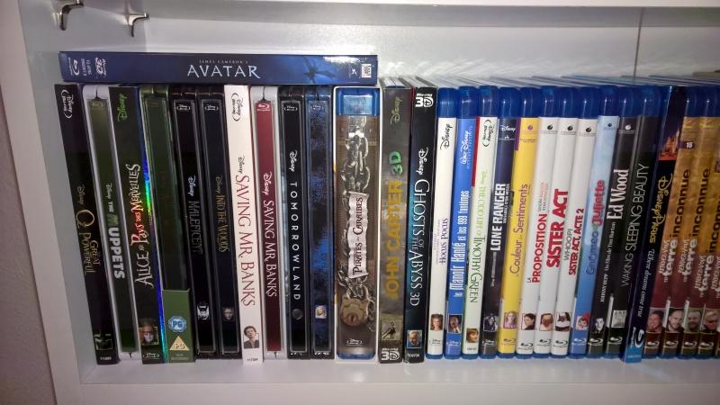 [Photos] Postez les photos de votre collection de DVD et Blu-ray Disney ! - Page 6 Wp_20135