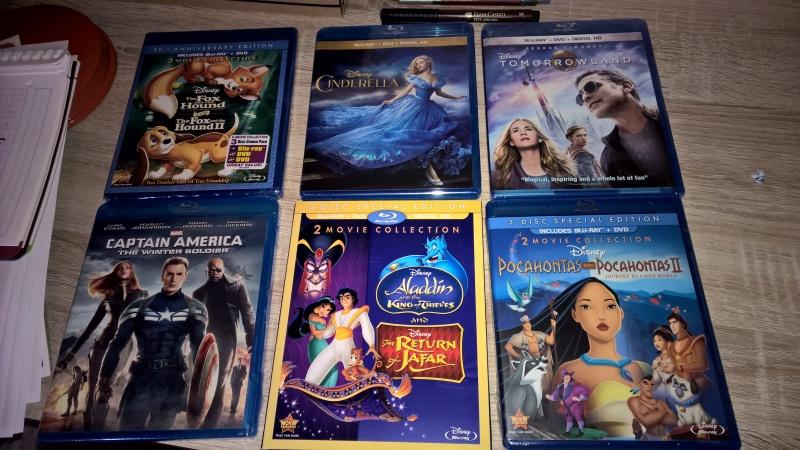 [USA] Disney Movie Club : infos, nouveautés et adhésion depuis la France - Page 3 Wp_20137