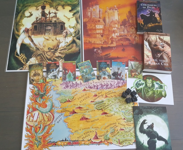 Collection Fighting Fantasy 1610