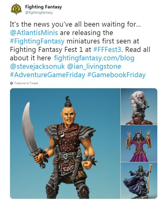 Figurines FF Fff310