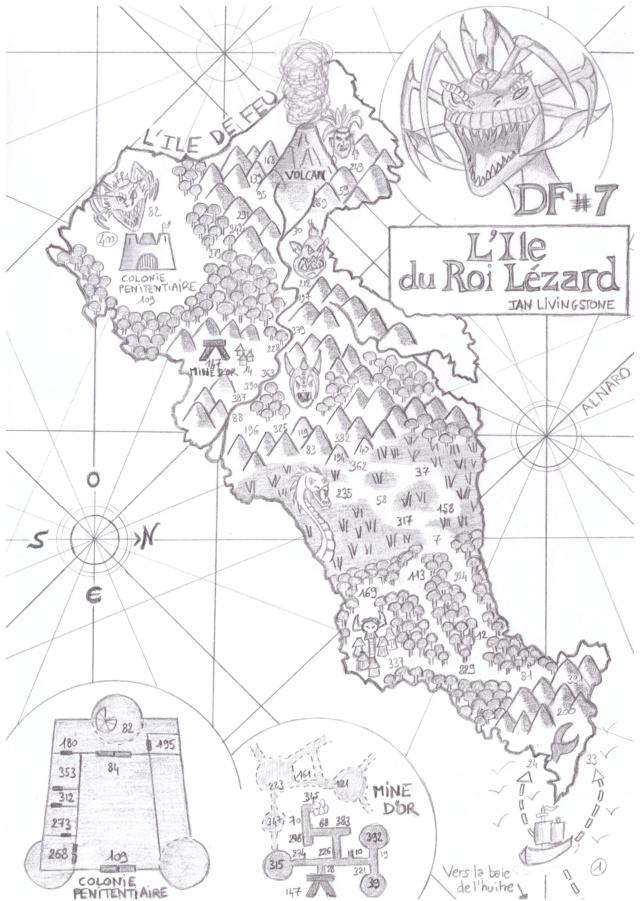 L'Île du Roi Lézard Map_df11