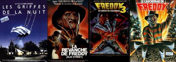 Freddy Krueger (9 films) Freddy11