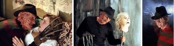 Freddy Krueger (9 films) Freddy12