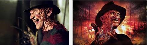 Freddy Krueger (9 films) Freddy14