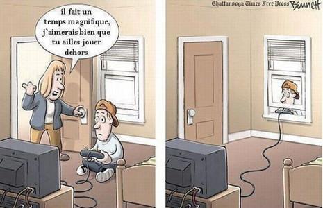 Nos chers voisins (humour)  - Page 3 Voisin11