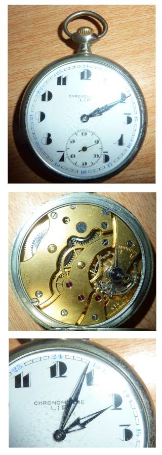Votre montre de poche du moment ! - Page 10 Gousse10