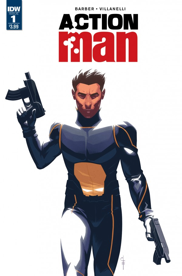 NEW OFFICIAL ACTION MAN COMIC GETS ITS RELEASE DATE :) Comic_15
