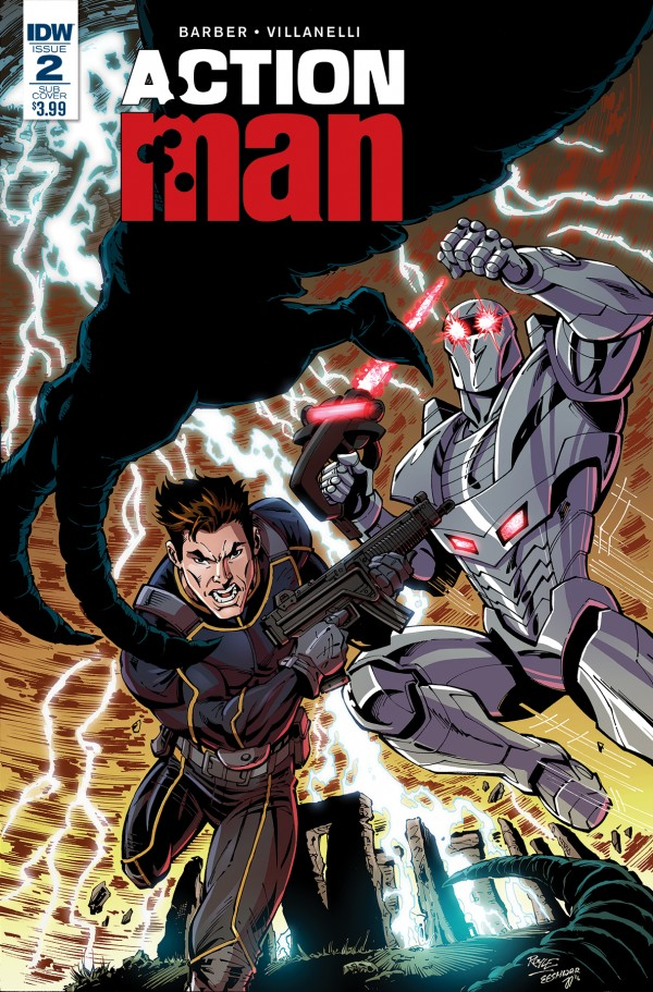 NEW OFFICIAL ACTION MAN COMIC GETS ITS RELEASE DATE :) Comic_17