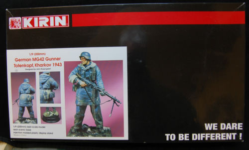 Machine gunner 200 mm 1/9 kirin  ( fini ) _1210