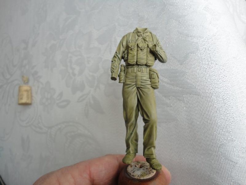Vietcong 120 mm 1/16 Verlinden  FINI MIS EN GALERIE  Dsc00029