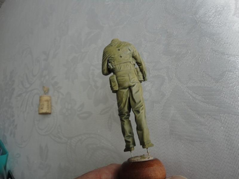 Vietcong 120 mm 1/16 Verlinden  FINI MIS EN GALERIE  Dsc00030