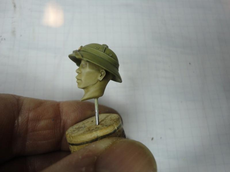Vietcong 120 mm 1/16 Verlinden  FINI MIS EN GALERIE  Dsc00050