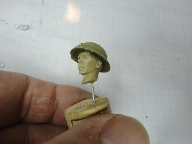 Vietcong 120 mm 1/16 Verlinden  FINI MIS EN GALERIE  Dsc00052