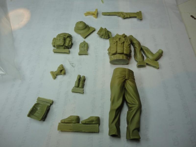 Vietcong 120 mm 1/16 Verlinden  FINI MIS EN GALERIE  Dsc09210