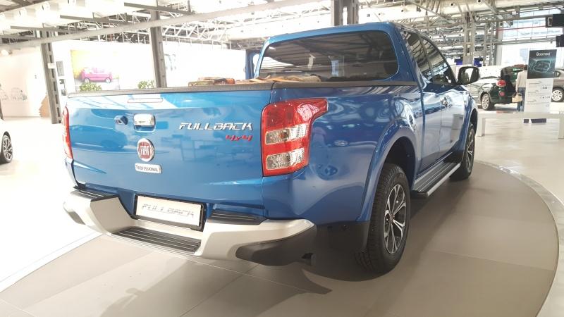 Fiat Fullback, nuovo pickup in casa FCA - Pagina 2 20160518