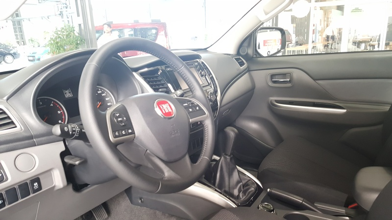 Fiat Fullback, nuovo pickup in casa FCA - Pagina 2 20160520