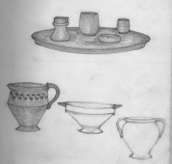 Daniel Steenstra drawings thanks to his family  Steens32