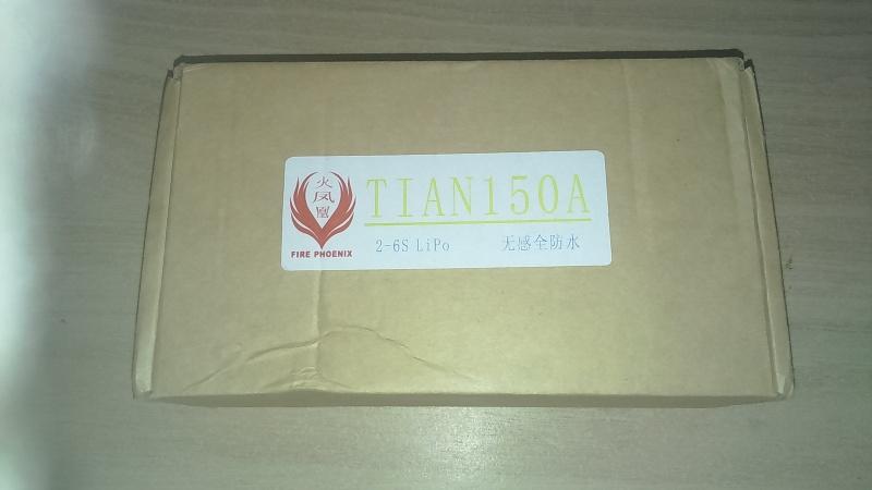 [NEW]ESC 1/8 & 1/5 TITAN 150A/950A Waterproof avec et sans capteur Sensored Hobbypower Dsc_0016