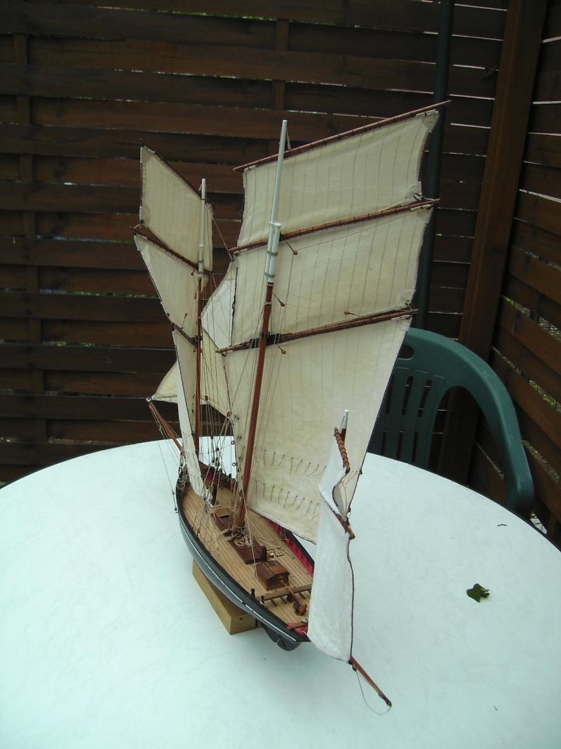 """BISQUINE sur la base """"La Cancalaise"""" Billing Boats 1/40°  - Page 7 Bild0323"""