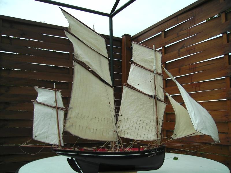 """BISQUINE sur la base """"La Cancalaise"""" Billing Boats 1/40°  - Page 7 Bild0326"""