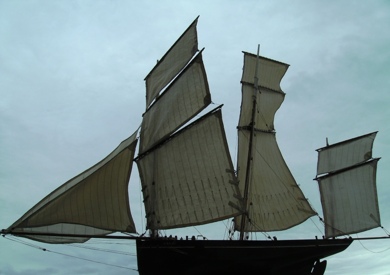 """BISQUINE sur la base """"La Cancalaise"""" Billing Boats 1/40°  - Page 8 Bild0327"""