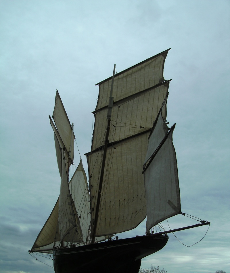 """BISQUINE sur la base """"La Cancalaise"""" Billing Boats 1/40°  - Page 7 Bild0328"""