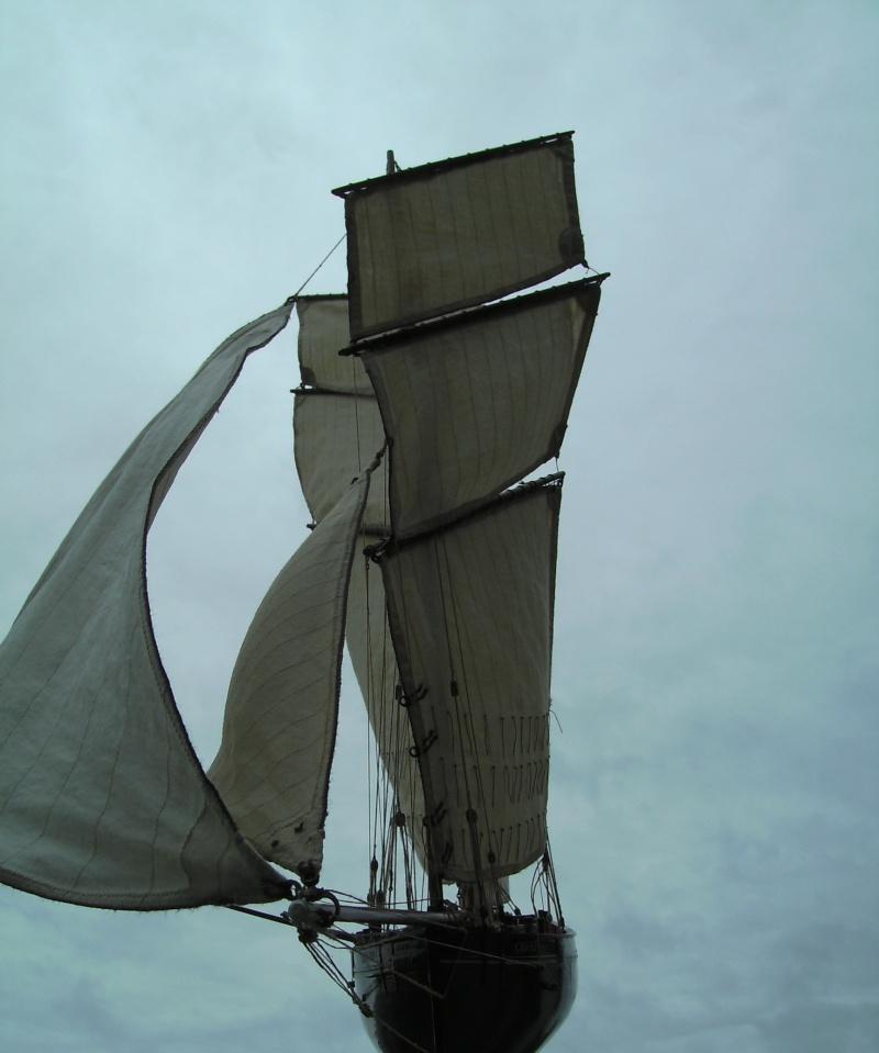 """BISQUINE sur la base """"La Cancalaise"""" Billing Boats 1/40°  - Page 7 Bild0329"""