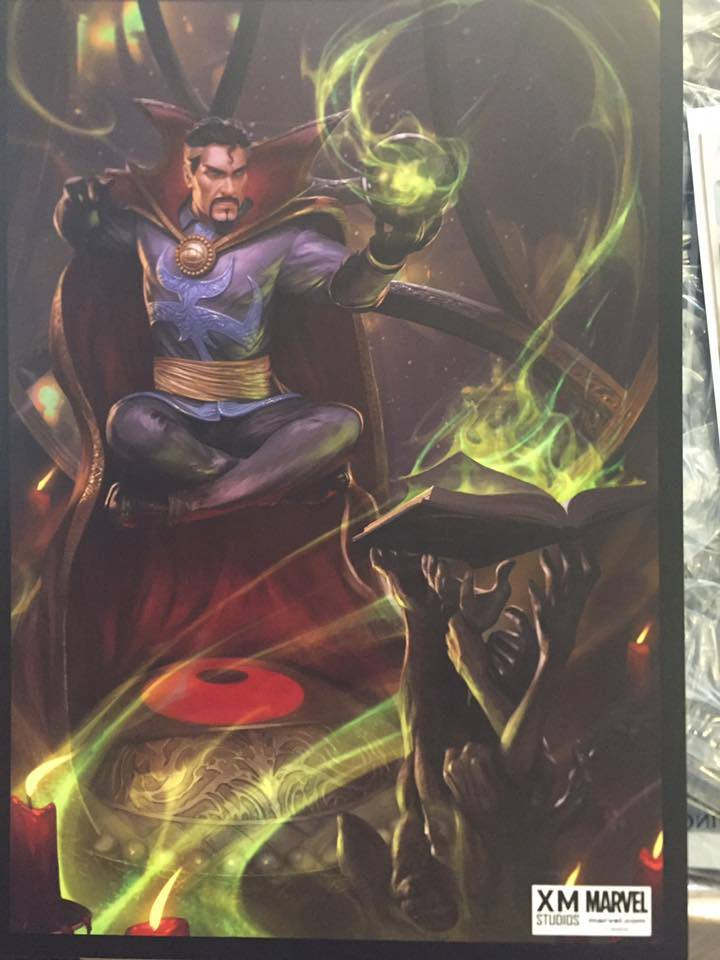 Premium Collectibles : Doctor Strange - Page 5 Image101