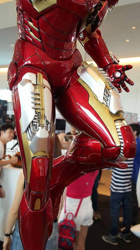 Premium Collectibles : Iron man MK VII - Page 3 Image92