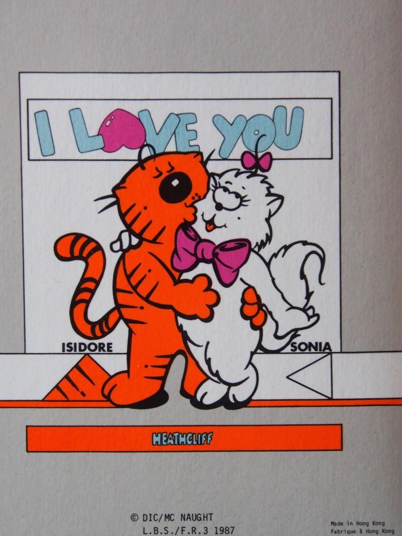 Les Entrechats Heathcliff BANDAI D.I.C 1984 - Page 2 P4101113