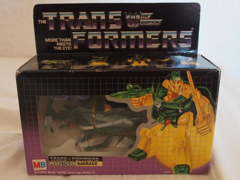 Les Transformers Milton Bradley (MB) - France - Page 3 P5201110