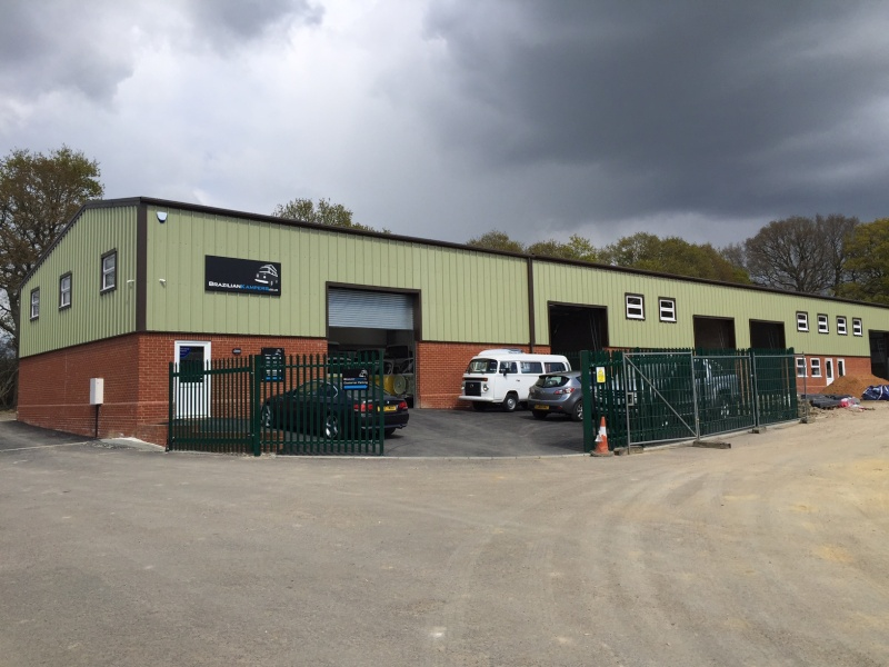 New workshop and service centre at Brazilian Kampers Ltd Img_8011