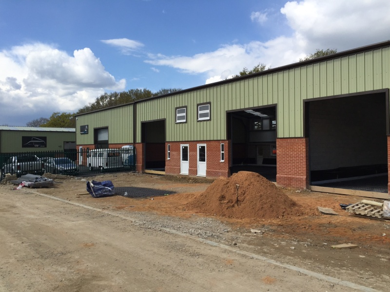 New workshop and service centre at Brazilian Kampers Ltd Img_8013