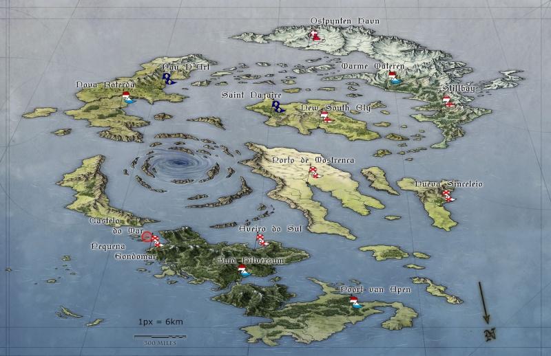 O Arquipélago Mapa11