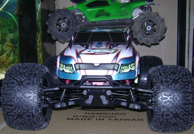 Les Monsters truck de Trankilou & Trankilette - Losi LST  XXL 2E 25_04_12